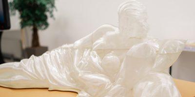 Plastic Madonna van Peter Smith